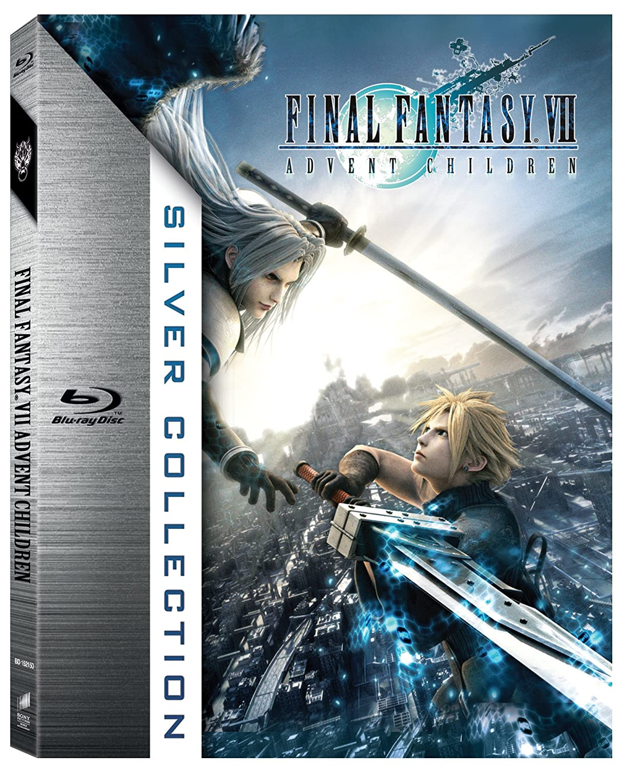 Amazon Com Final Fantasy Vii Advent Children Director S Cut