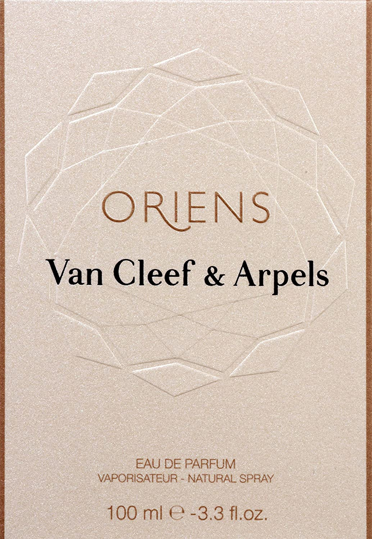 Oriens by Van Cleef And Arpels Eau De Parfume Spray, 3.3 Ounce