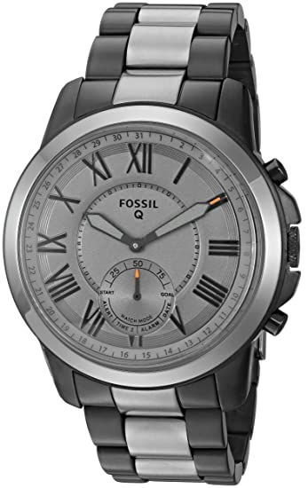 db31cf0bd177 Smartwatch Híbrido Fossil Q Grant FTW1139 Gunmetal  Amazon.com.mx ...
