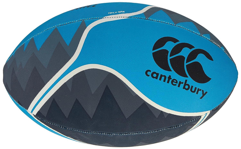 Canterbury Thrillseeker balón de Rugby, Color Blue Danube, tamaño ...