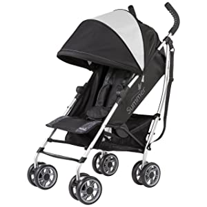 Summer Infant 3D Zyre Convenience Stroller
