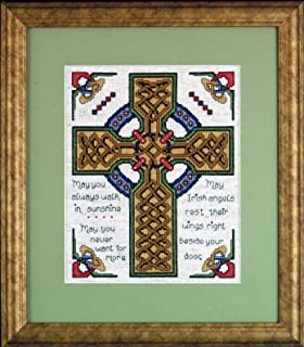 Design Works Oriental Wisdom Cross Stitch Kit Multi-Colour
