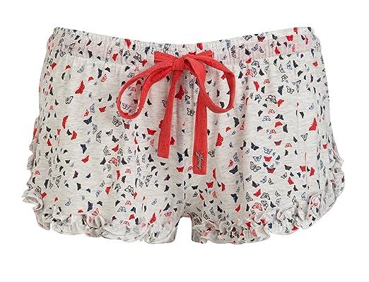 Jockey - Pantalón de pijama - para mujer Gris White Melange xx-large