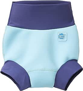 Splash About Happy Reusable Swim Nappy, Blue Cobalt, 1-2 Years