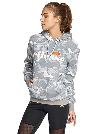 db04754b2b ellesse Women Overwear/Hoodie Torices Camouflage XS: Amazon.co.uk ...