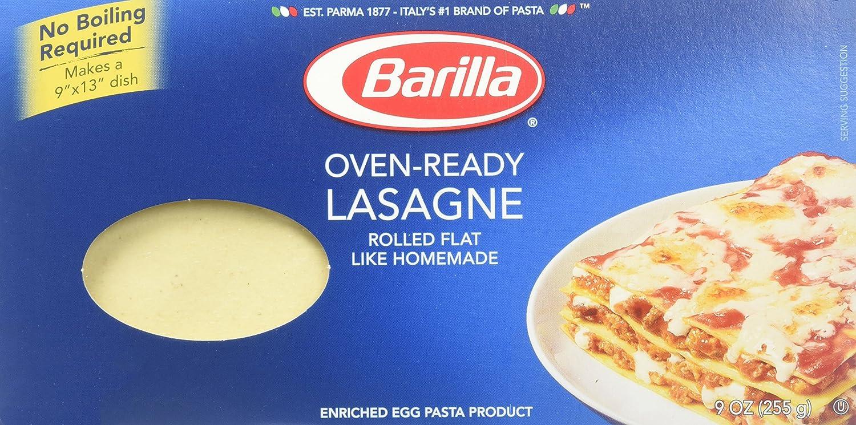 Barilla Lasagna - 12 Pack