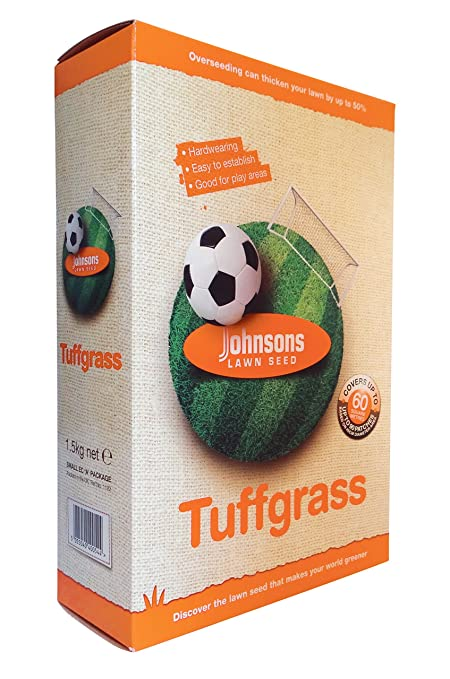 Amazon.com: Tuffgrass Seed 1.5kg JTUFF1.5: Home Improvement