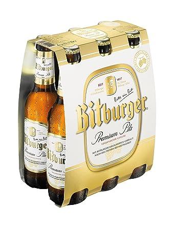 Bitburger Premium Pils Mehrweg 6 X 033 L