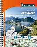 Michelin Germany - Benelux - Austria - Switzerland - Czech Republic Road Atlas