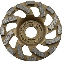 PRODIAMANT PDX82.918 Professionele diamantslijppan 115 mm x 22,2 mm PDX82.918 115 mm beton natuursteen geschikt haakse…