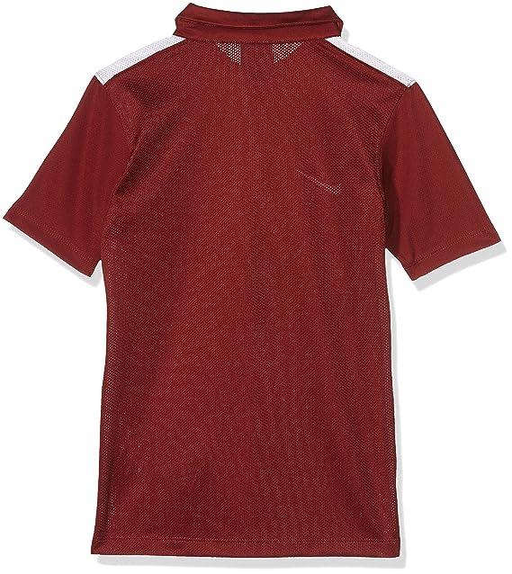 Nike Camiseta de Manga Corta Challenge para niños, Invierno, Infantil, Color Team Red/Football White, tamaño Medium: Amazon.es: Deportes y aire libre