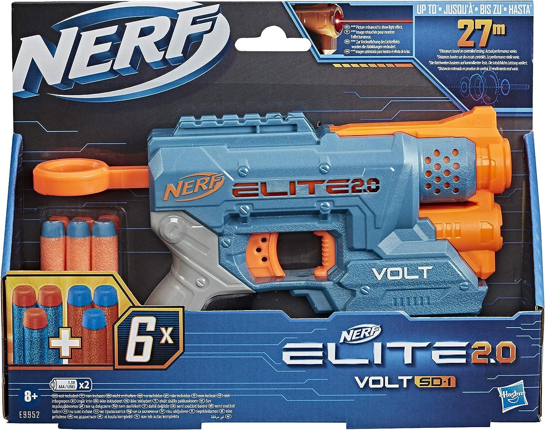 Nerf Elite- Elite Firestrike 2 (Hasbro E9952EU5)