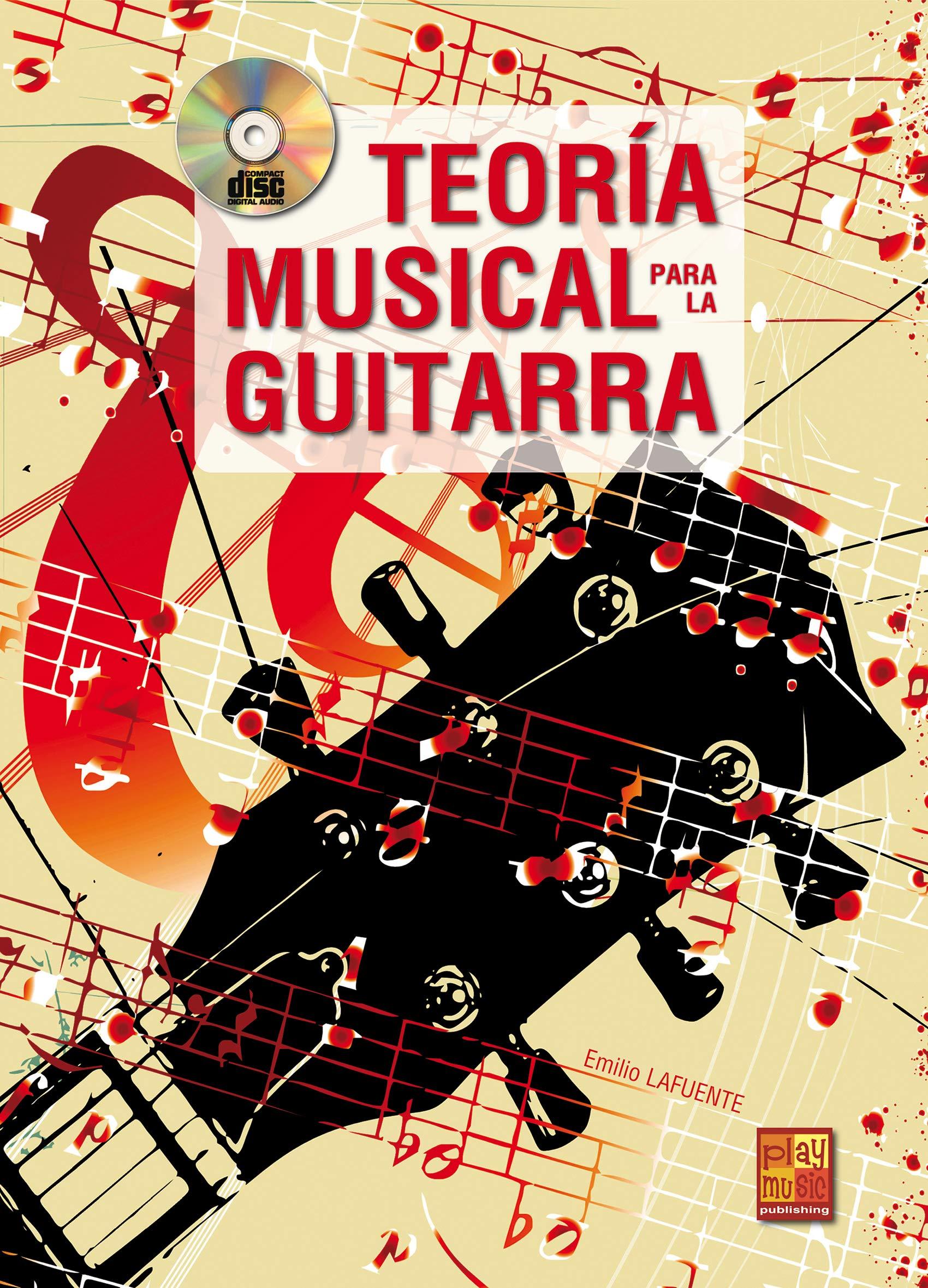 Teoría musical para la guitarra - 1 Libro + 1 CD: Amazon.es ...