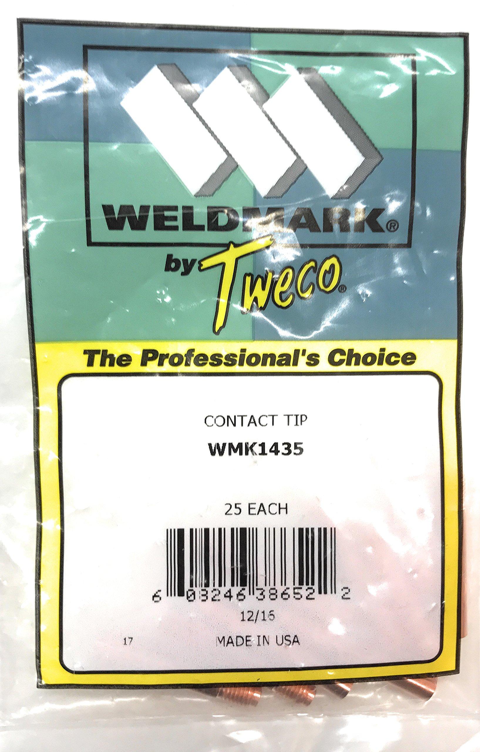 Weldmark By Tweco 14 Series Contact Tip (14-35 - .035'')