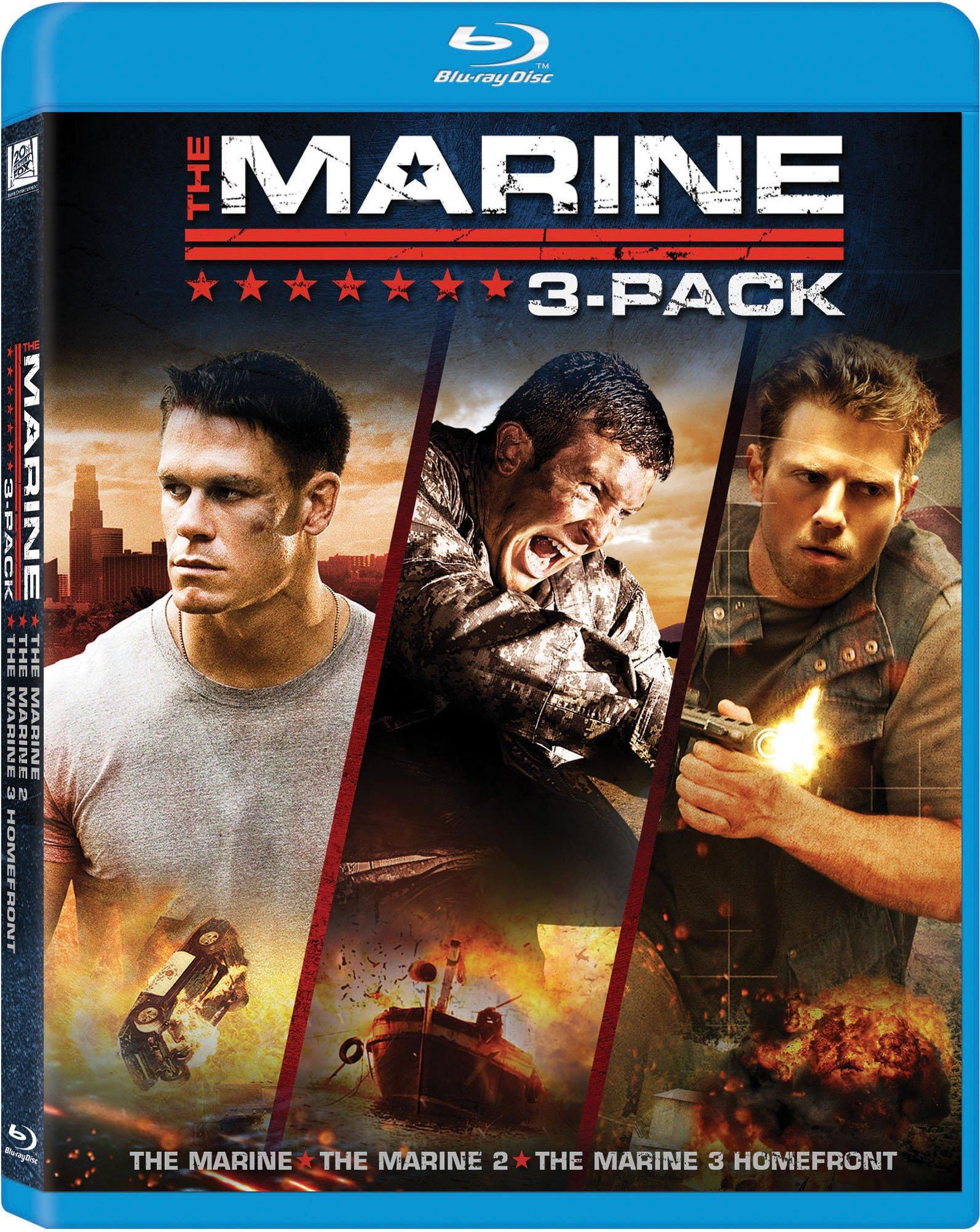 Marine, The 3-pack Blu-ray