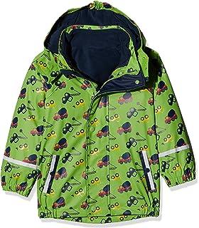 Sterntaler Boys Regenjacke Ungef/üttert Raincoat Green
