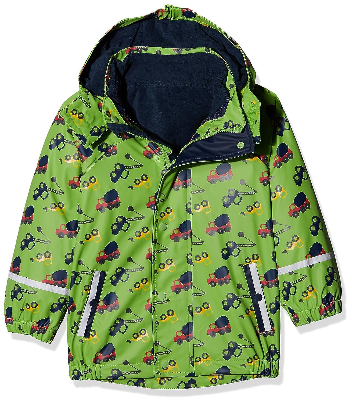 Sterntaler Boys Regenjacke Mit Innenjacke Rain Jacket