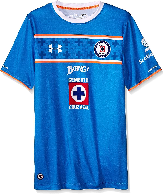 Under Armour Cruz Azul 2015/16 - Camiseta de Manga Corta