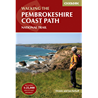 The Pembrokeshire Coast Path: National Trail (UK Long-Distance Trails Book 0)