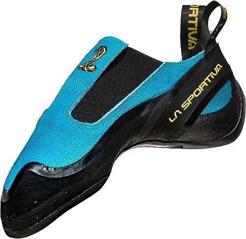 La Sportiva Cobra Blue, Zapatos de Escalada Unisex para Niños: Amazon.es: Zapatos y complementos