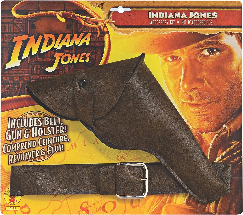Rubies - Cinturón, Pistola y pistolera de Indiana Jones: Rubies: Amazon.es: Juguetes y juegos