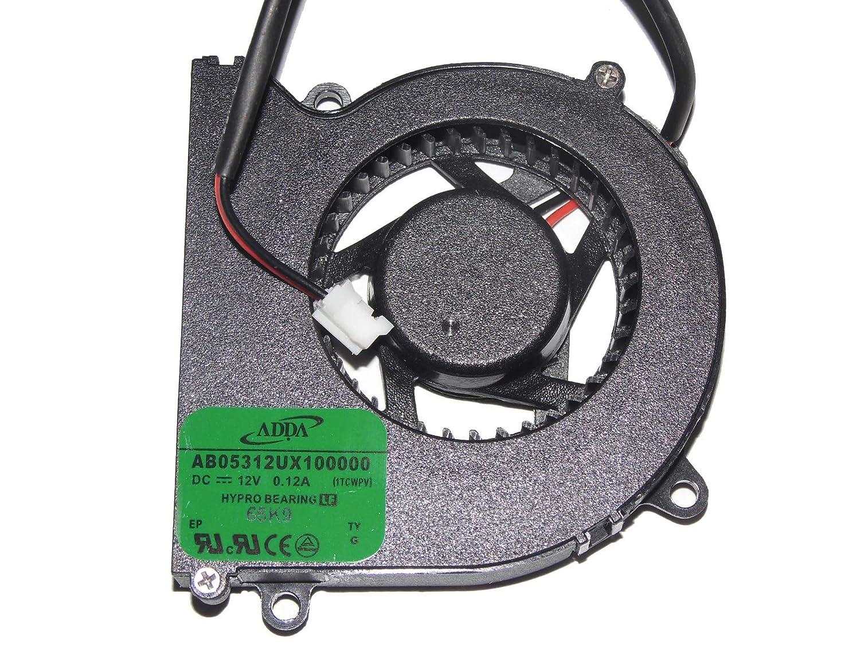 Adda ab05312ux100000 1tcwpv 12 V 0.12 A 2 alambre Proyector ...
