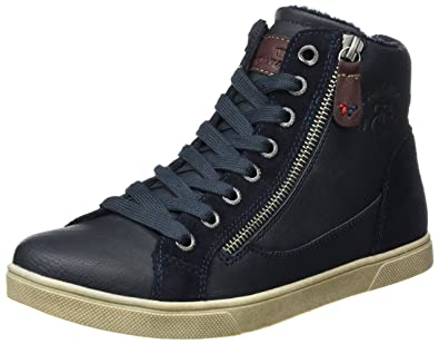 TOM TAILOR Sneaker navy vH90PLz8D