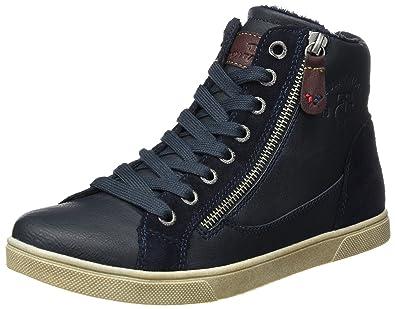 various colors 3d27f 8a498 TOM TAILOR Damen 3791403 Hohe Sneaker