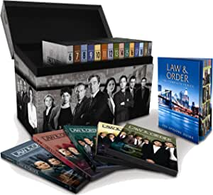 Law & Order: The Complete Series (Bilingual)