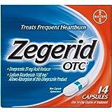 Zegerid Capsule, 14-Count Package