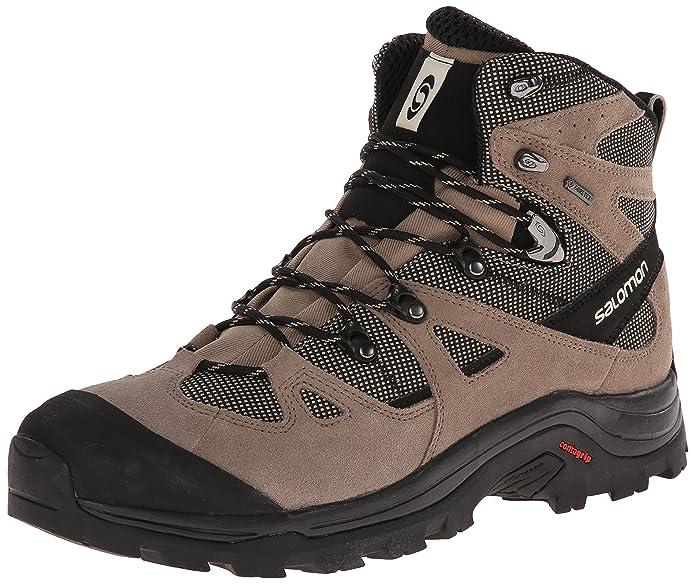 SalomonDiscovery GTX - Zapatillas de Trekking y Senderismo de Media caña Hombre, Color Marrón, Talla 40 2/3: Amazon.es: Zapatos y complementos