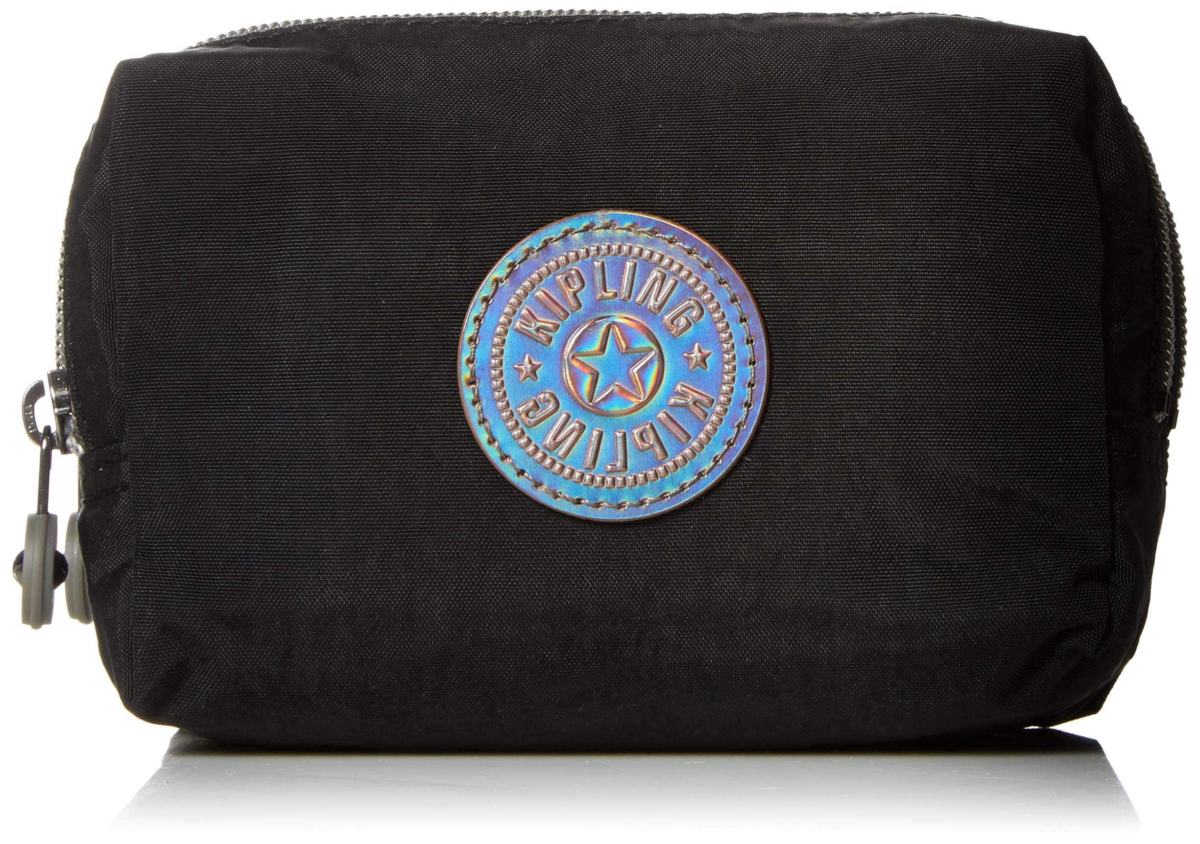 Kipling Elin, Multi Use Pouch, Zip Closure, Black