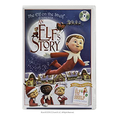 An Elf's Story DVD: Cartoon, An Elf's Story is the tale of Chippey, the young elf, assigned by Santa to restore Taylor's belief in Christmas magic. When Taylor breaks the number one Elf on the Shelf rule, Chippey loses his C