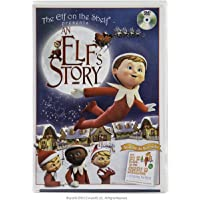 The Elf on the Shelf An Elf's Story: DVD, Rojo
