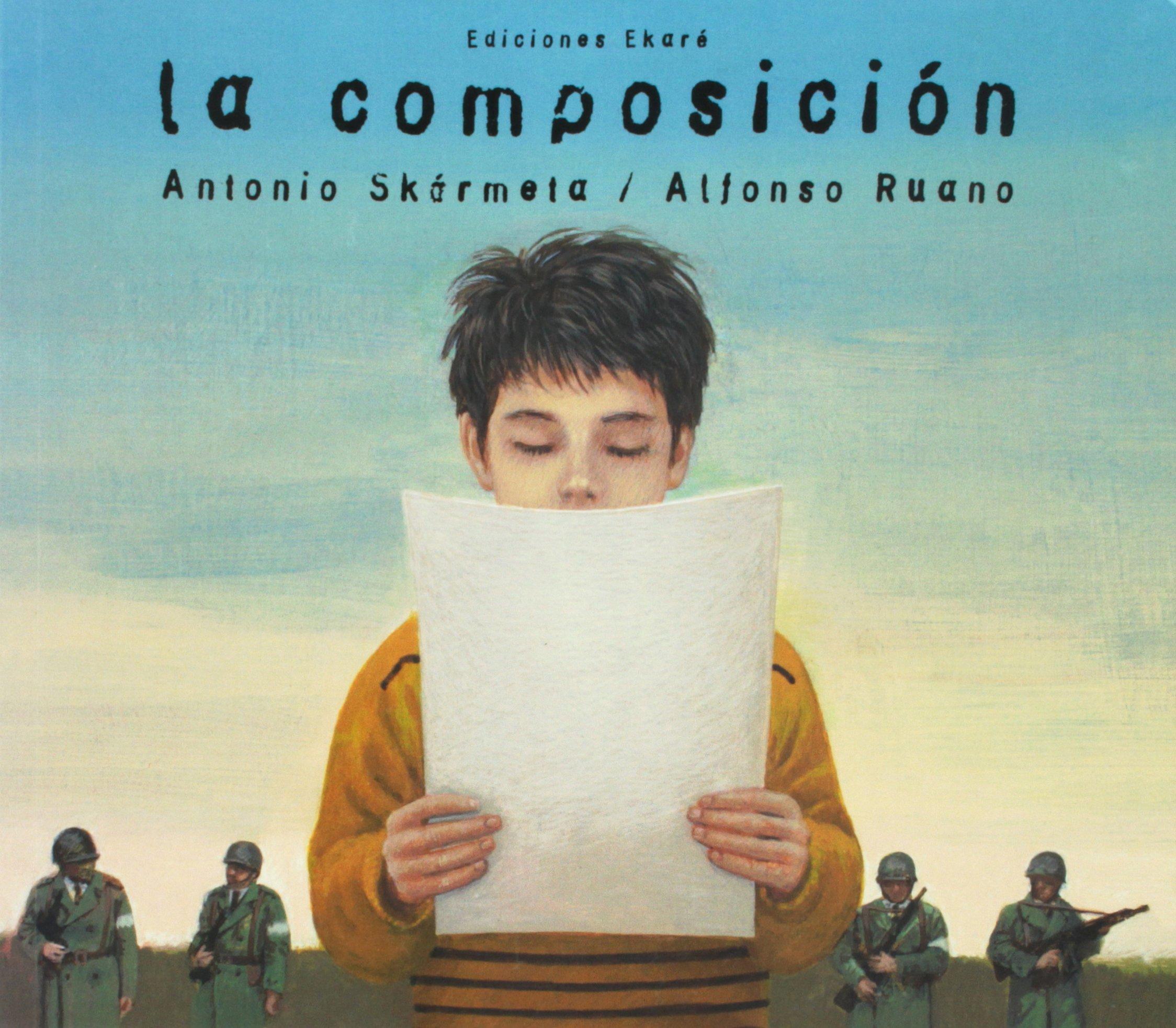 La Composicion/ The Composition (Spanish Edition) (Spanish) Paperback – October 30, 2004