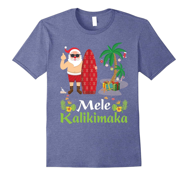 Hawaii mele kalikimaka santa hawaiian christmas t shirt 3 anz hawaii mele kalikimaka santa hawaiian christmas t shirt 3 anz m4hsunfo