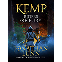 Kemp: Riders of Fury (Arrows of Albion Book 4) (English Edition)