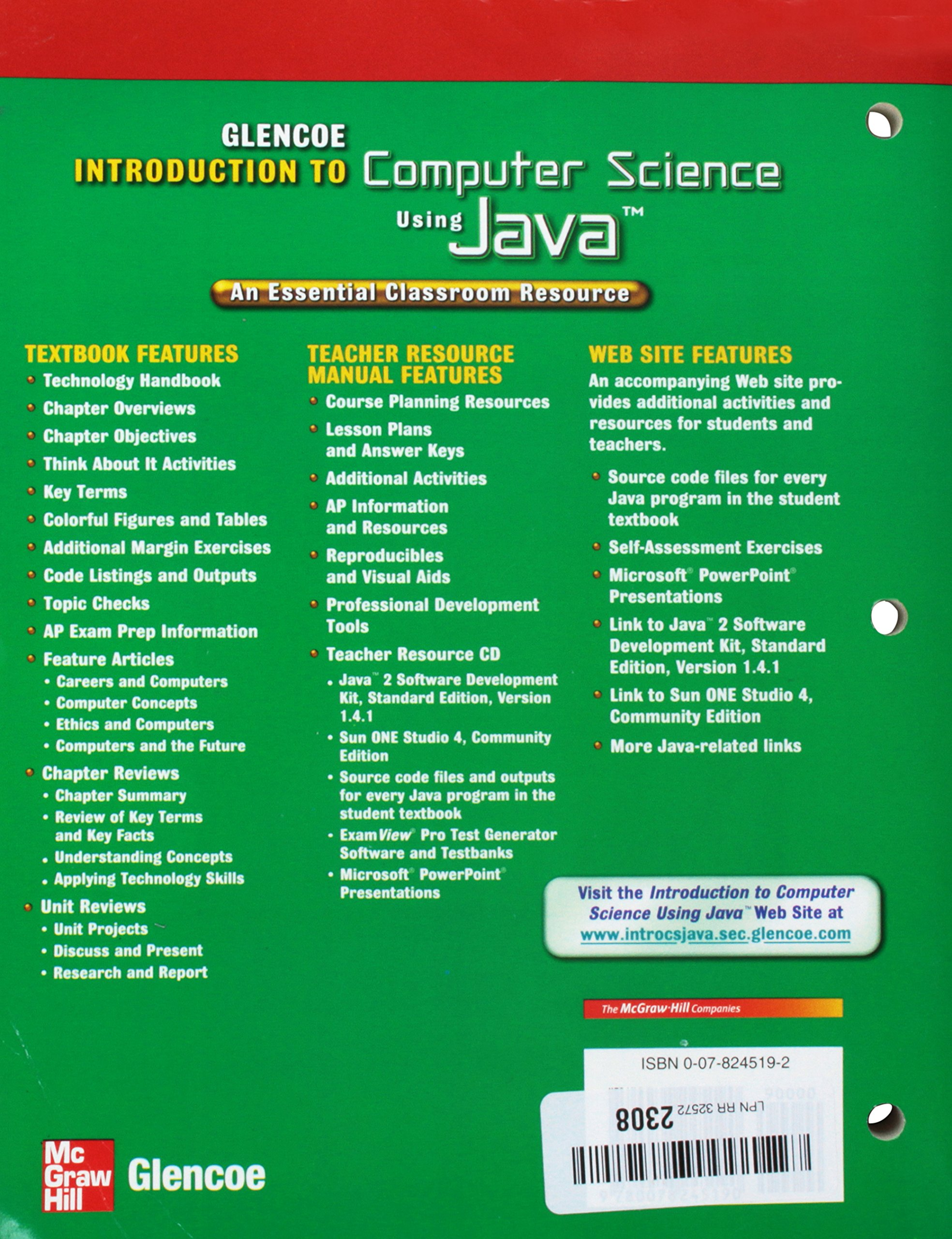 amazon introduction to computer science using java teacher