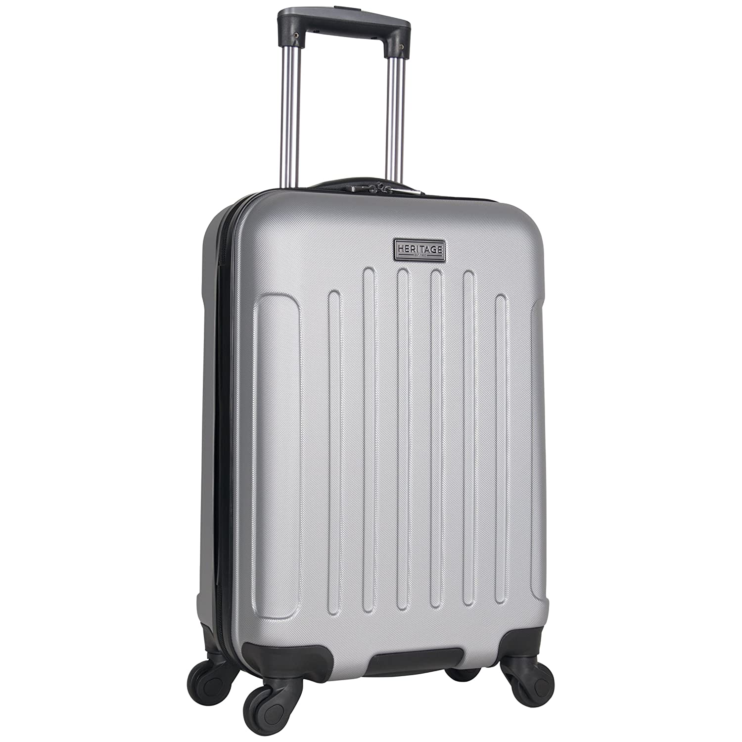 Heritage Travelware Lincoln Park Spinner 3-Piece Set 20 Carry-on 29 Rose Gold 25 29 882622RG 25