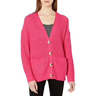 The Fifth Label Women's Novel Chunky Sweater Knit Fashion Cardigan at Women's Clothing store