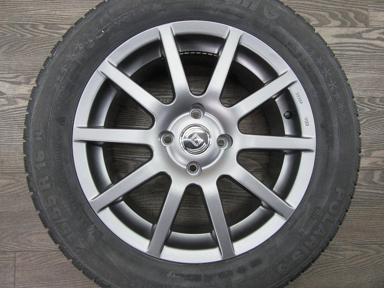 Peugeot 308 CC SW Partner B9 16 pulgadas et 20 4 x 108 Llantas Invierno ruedas Diewe nuevo: Amazon.es: Coche y moto