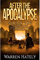 After the Apocalypse Season One books 1-3 boxed set: a zombie apocalypse political action thriller (After the Apocalypse boxed set Book 1) Kindle Edition
