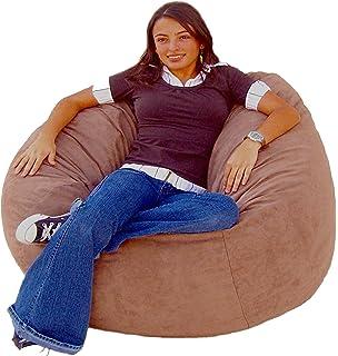 Cozy Sack 4 Feet Bean Bag Chair Large Earth