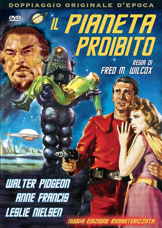 Il Pianeta Proibito [Italia] [DVD]