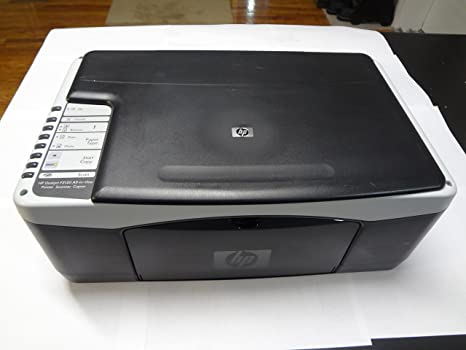 Amazon.com: HP Deskjet F2120 All-in-One Printer, Scanner ...