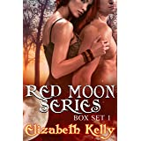 Red Moon Series Books One to Three: Red Moon, Red Moon Rising, Dark Moon