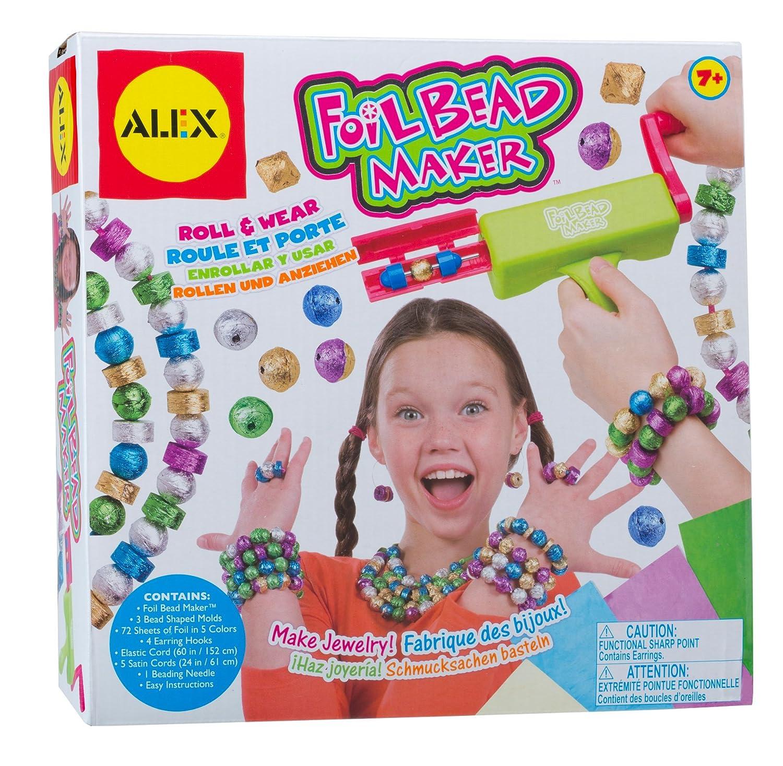 ALEX Toys Craft Foil Bead Maker 446W