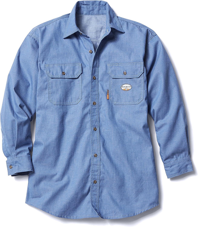 Rasco FR Chambray Shirt