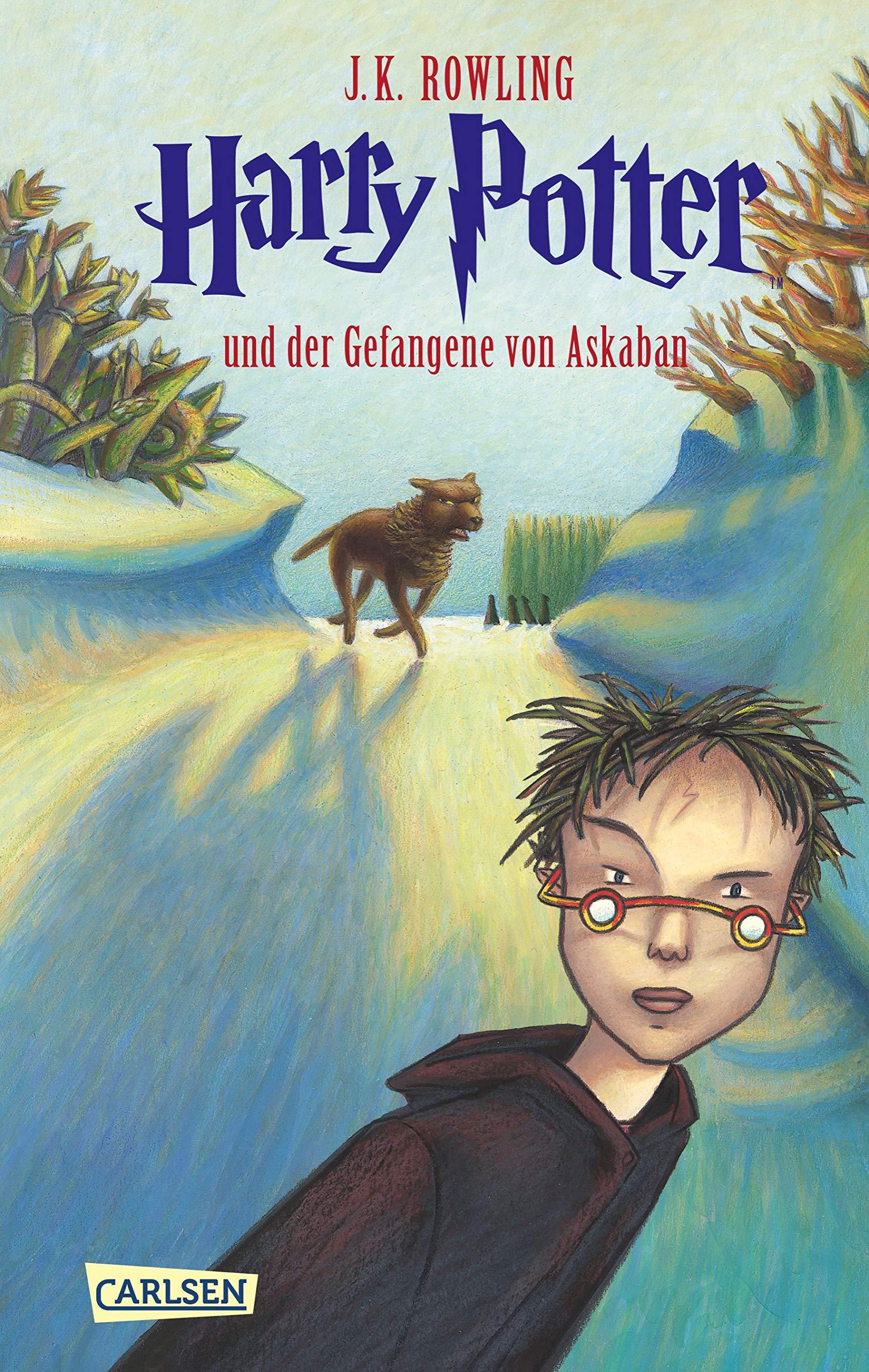 Harry Potter Und Der Gefange Von Askaban: Amazon.es: Rowling ...