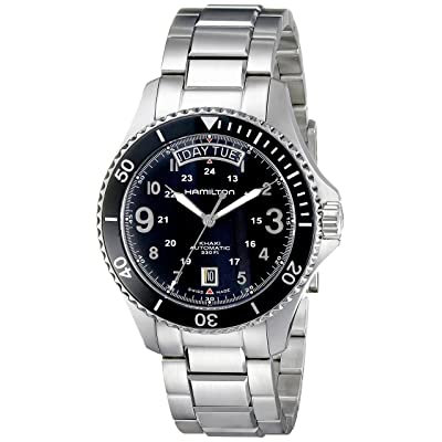 Hamilton Khaki Navy Scuba Automatic Dive Watch
